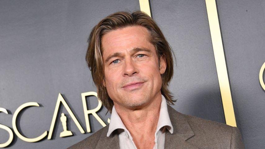 Brad Pitt im Januar 2020 in Hollywood