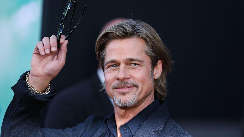 Brad Pitt, September 2019
