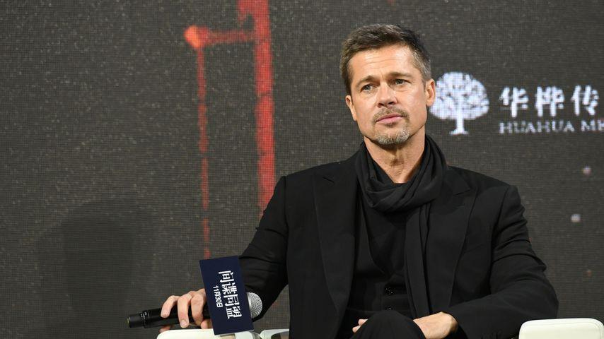 Niedergeschmettert! Brad Pitt sehnt sich nach seinen Kids