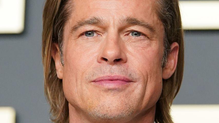 Brad Pitt bei den Oscars 2020