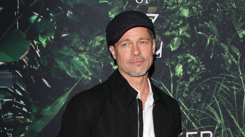 Brad Pitt: Abgekämpfter Magerauftritt nach Scheidungskrieg!