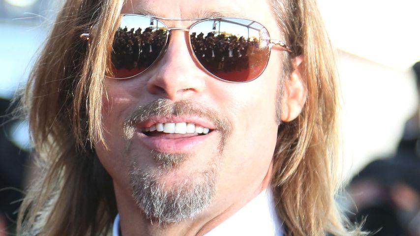 Kakophonie: Brad Pitt liebt es laut und lebhaft