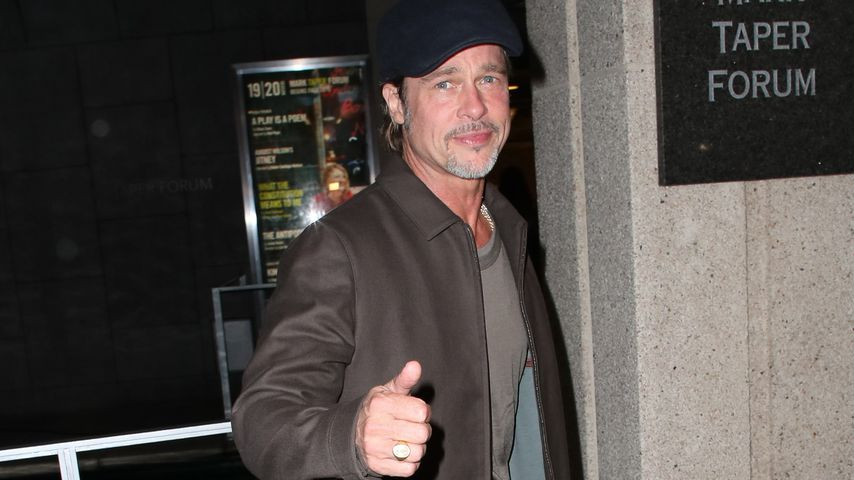 Brad Pitt in Los Angeles im Mai 2019