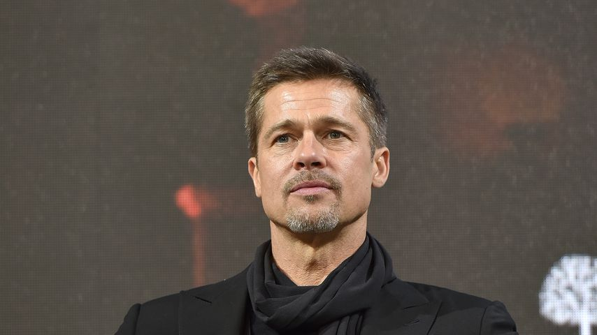 Brad Pitts Herzschmerz-Auftritt: Hängt er noch an Angelina?