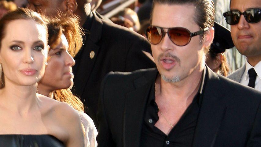 Brangelina-Scheidung: Brad kämpft für gemeinsames Sorgerecht