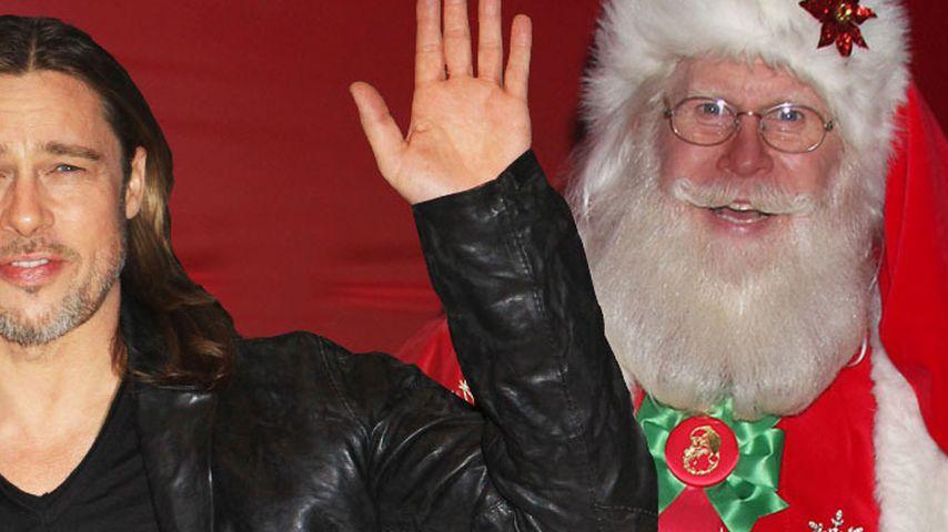 Warum mag Brad Pitt den Weihnachtsmann nicht?