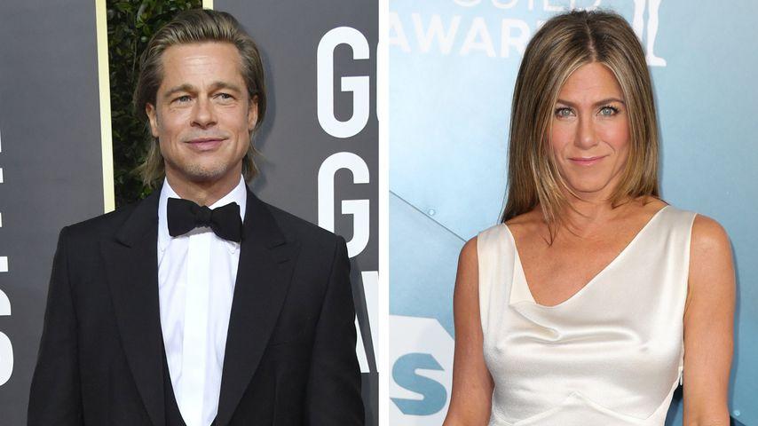 Nach SAG-Awards: Verbrachten Brad & Jen den Abend zusammen?