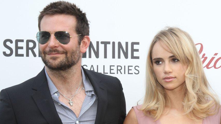 Was? Bradley Cooper schon seit Januar Single!