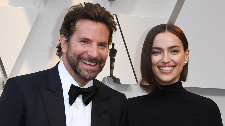Oscar-Stress weg: Bradley Cooper & Irina planen zweites Baby