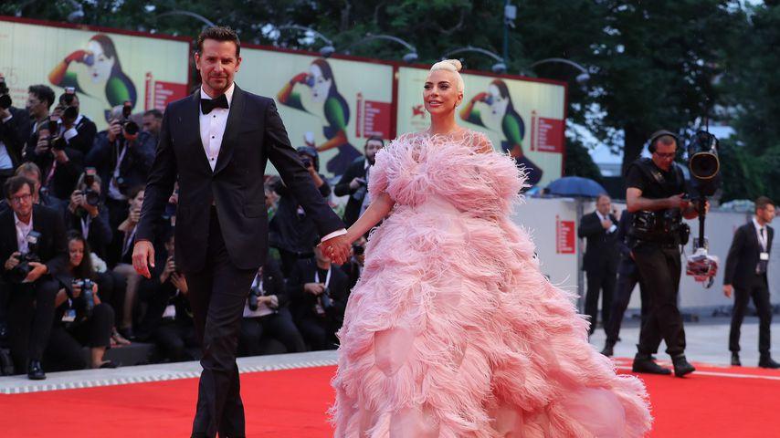 Bradley Cooper und Lady Gaga