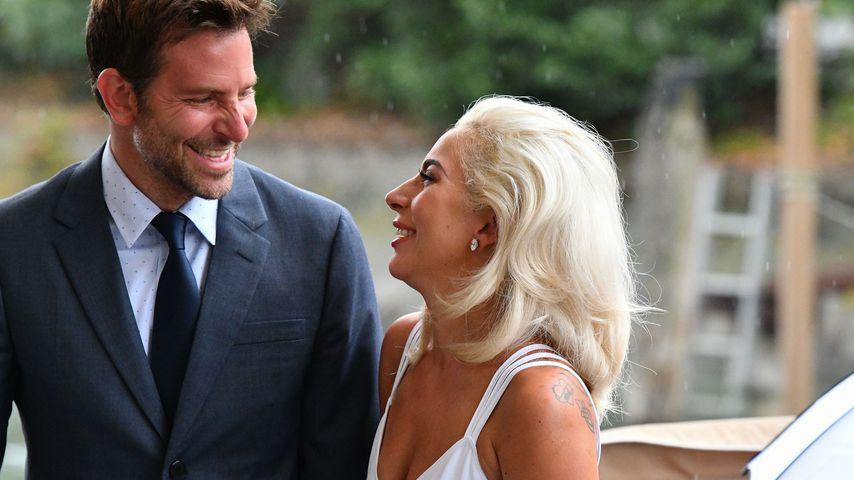 Während Beziehungskrise: Lady Gaga war für Bradley Cooper da