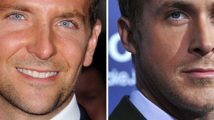 Sexy-Zoff: Ryan Gosling-Fans vs. Bradley Cooper
