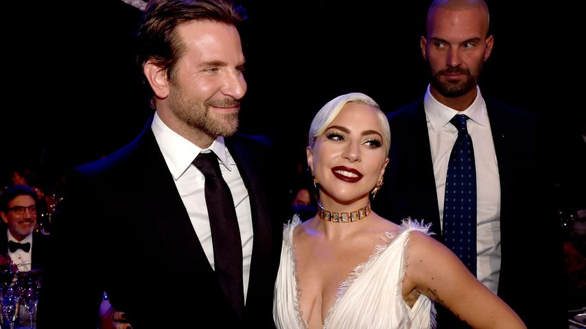 Bradley Cooper und Lady Gaga bei den Screen Actors Guild Awards 2019