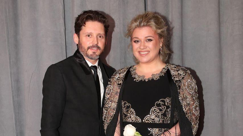 Brandon Blackstock und Kelly Clarkson