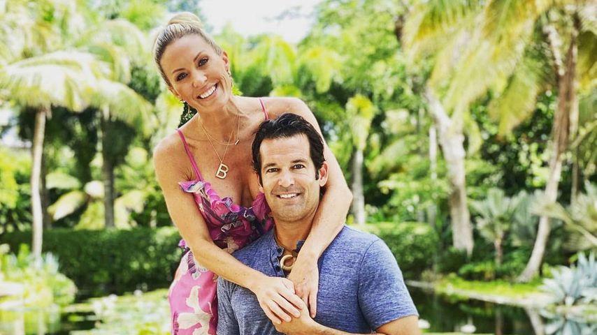 Braunwyn Windham-Burke mit ihrem Mann Sean