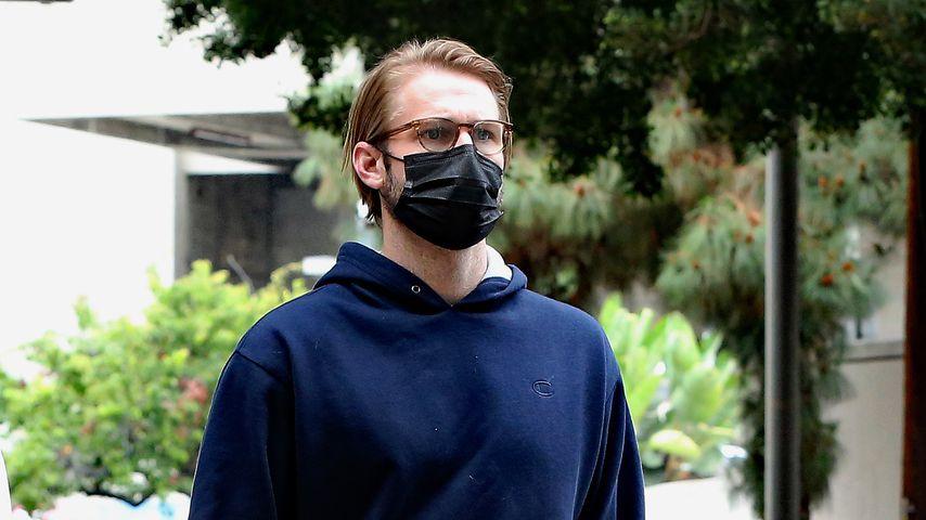 Brian Hickerson in Los Angeles, 2021