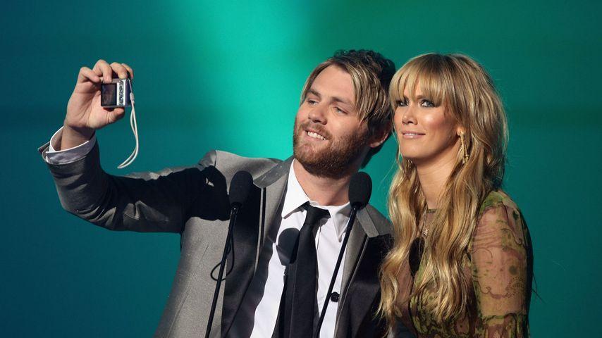 Brian McFadden und Delta Goodrem bei den MTV Australia Awards 2009