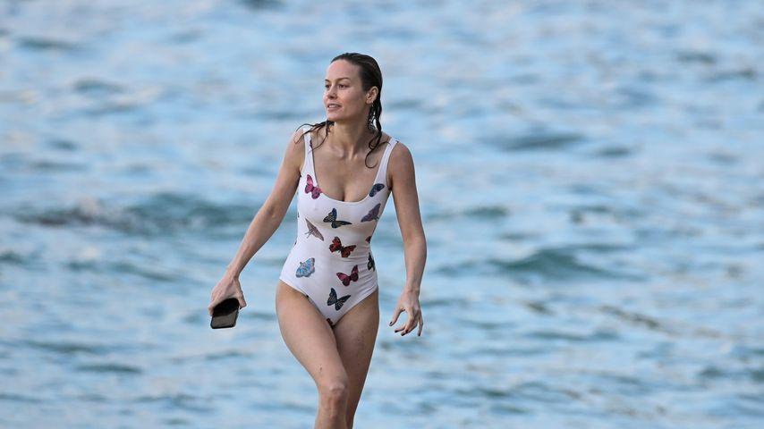 """""""Captain Marvel""""-Star Brie Larson flasht mit Hammer-Body"""