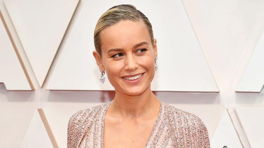 Brie Larson wurde früher wegen ihres Aussehens gehänselt