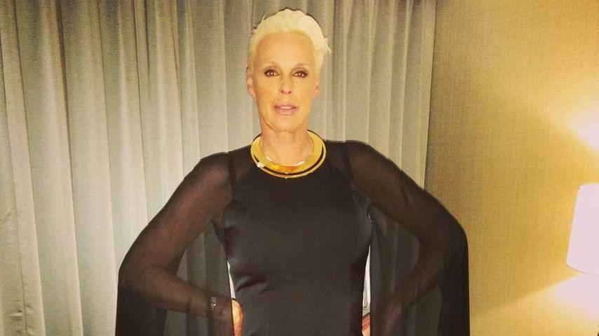 Schwanger mit 54: Brigitte Nielsen rechnet mit Hatern ab!