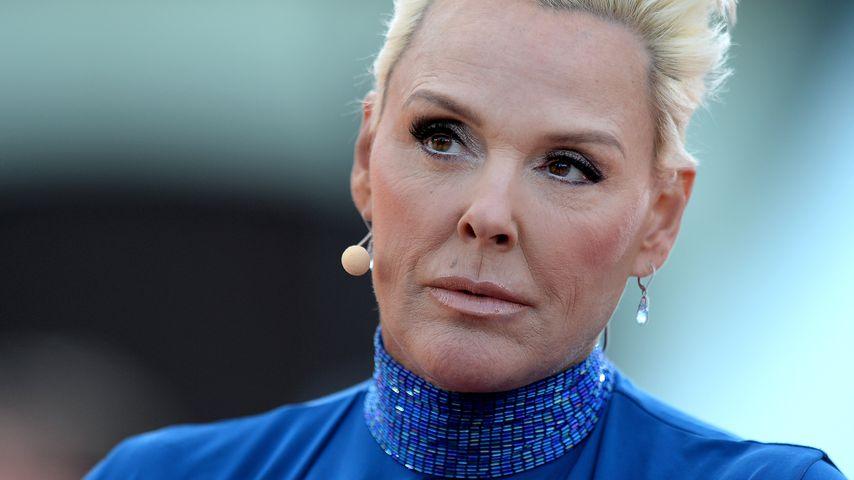 """Brigitte Nielsen in der TV-Show """"Abenteuer Grillen - Der Kabel eins BBQ-King 2015"""""""