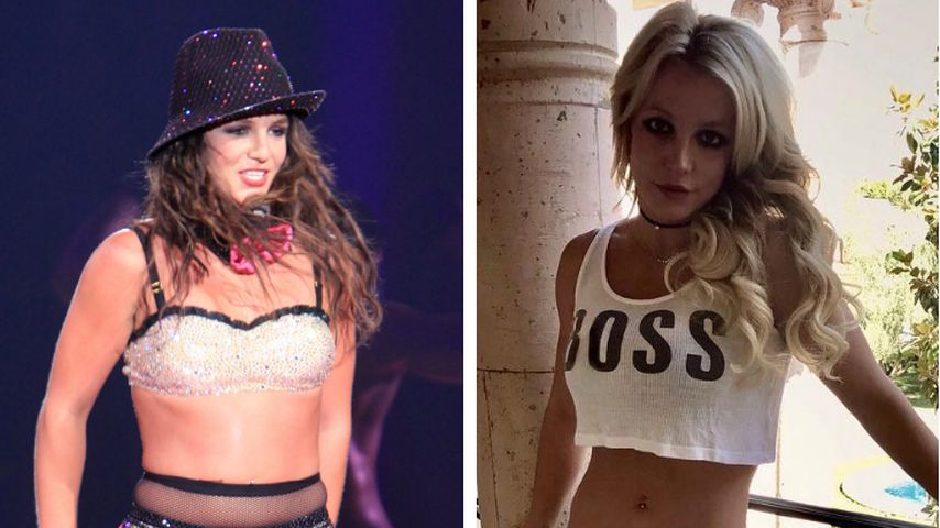 Sport-Queen Britney Spears: Seht hier ihren Mega-Body-Wandel