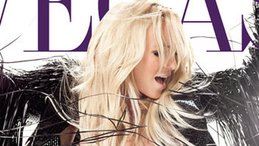 "Britney Spears tanzt auf ""Vegas Magazine""-Cover"