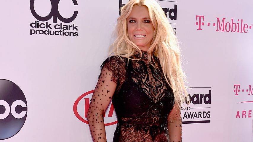Billboard Awards: Britney Spears im verruchten Dessous-Look!