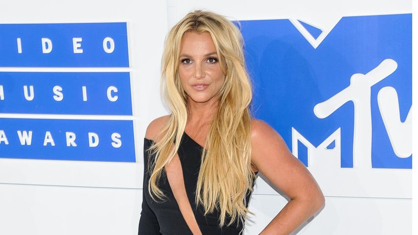 "Britney Spears bei den ""MTV Video Music Awards"" in New York 2016"