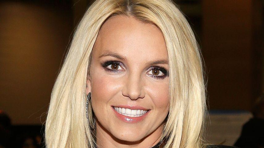 Super straff: Britney Spears' Bauch wird immer flacher!