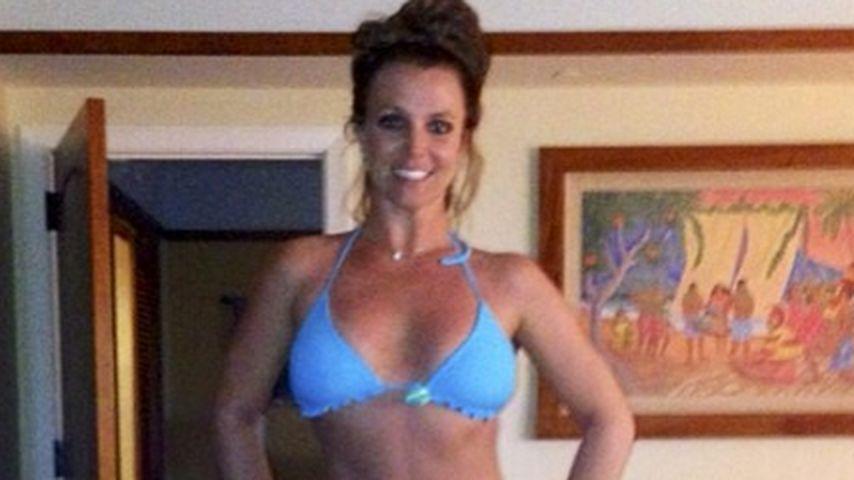 Neue Methode: Britney Spears lässt Kilos weglasern