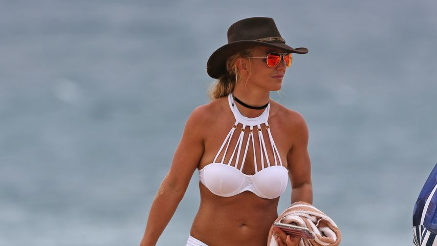 Britney Spears im Urlaub auf Hawaii