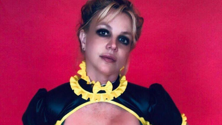 Was steckt hinter Britney Spears' gelöschtem Insta-Post?