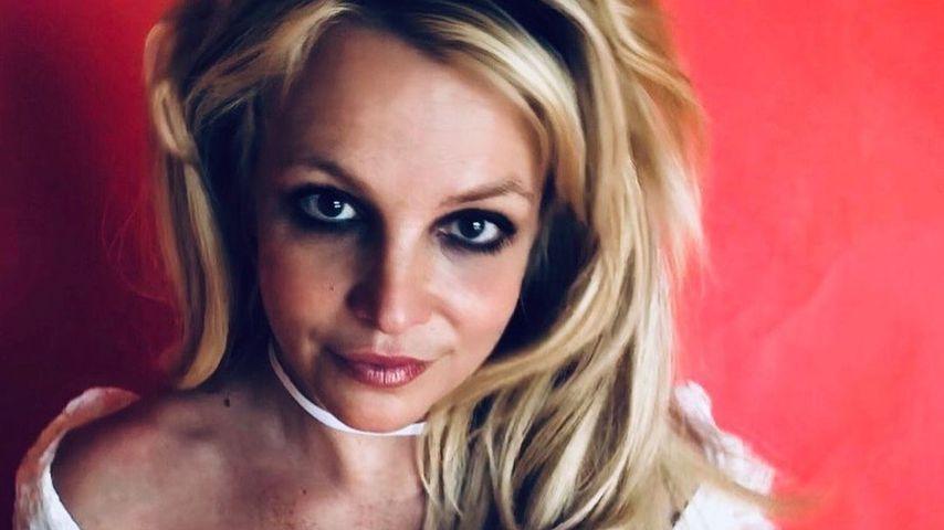 Britney Spears im März 2020