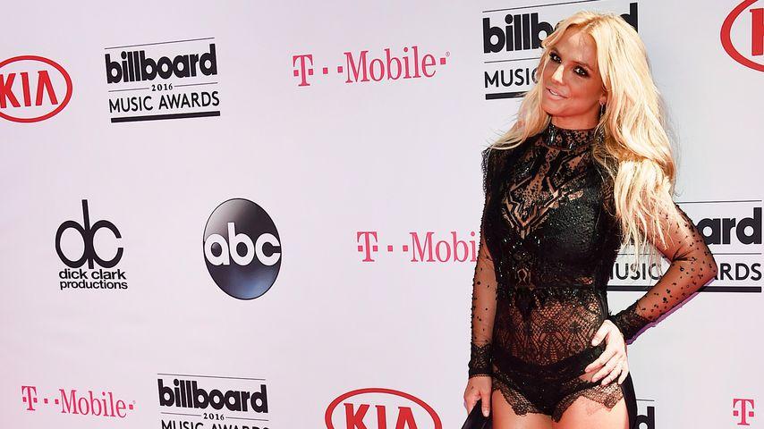 Britney Spears bei den Billboard Music Awards 2016