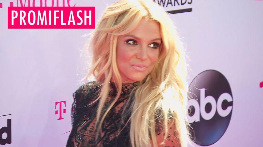 Britney Spears Konzert-Comeback