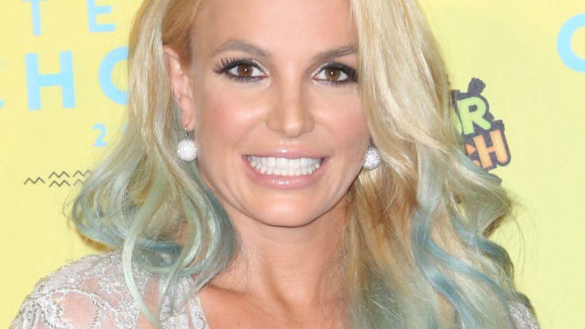 Darum stahl Britney Spears hier allen die Show