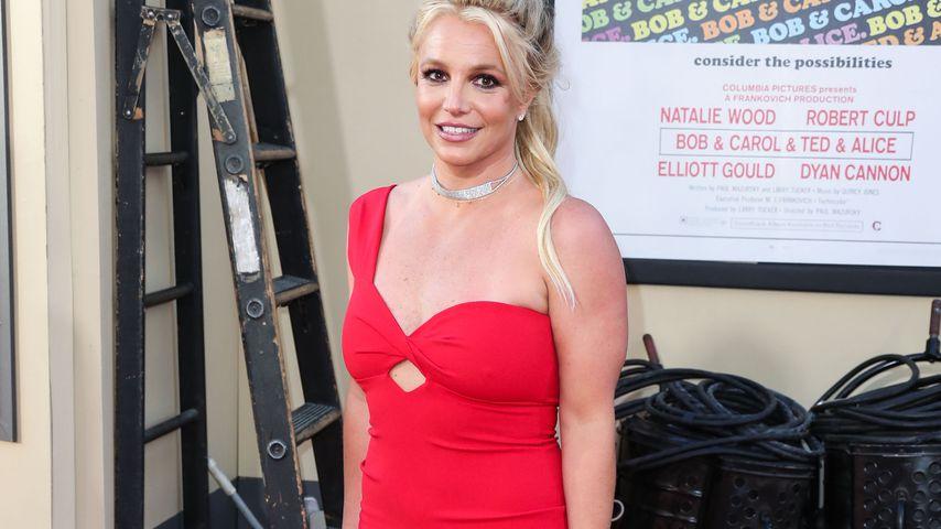 Britney Spears darf Heiligabend mit ihren Kindern feiern