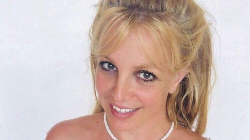 Happy-Posts ohne Ende: Britney Spears nach Sieg total gelöst