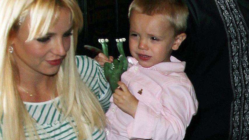 Britney Spears und Sean Preston Federline