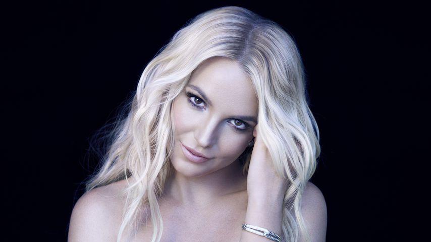 """Britney Spears Werbe-Foto für ihre Doku """"I Am Britney Jean"""" im September 2018"""