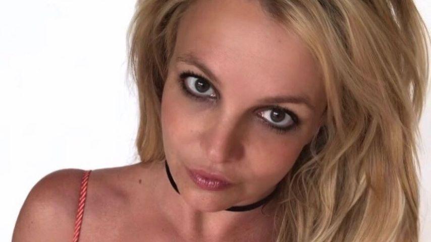 Die Sängerin Britney Spears im März 2020