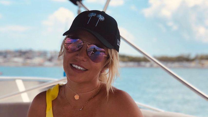 Britney Spears im Juni 2019
