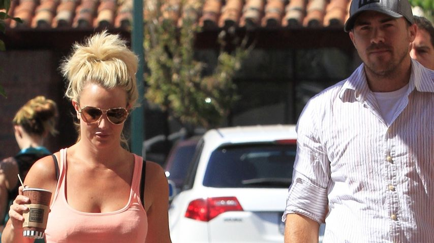 Britney Spears: Trennung von David Lucado?