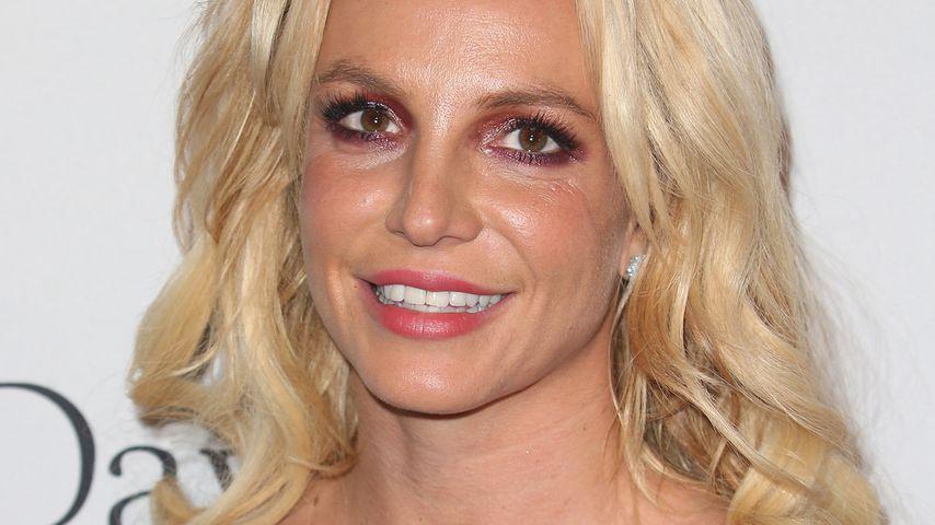Britney Spears bei der Pre-Grammy Gala in Beverly Hills