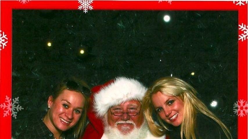 Britney Spears: Schenkte ihr Santa den Ring?