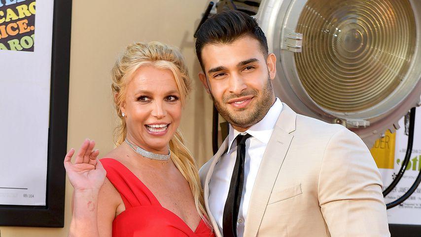 Britney Spears und Sam Asghari 2019