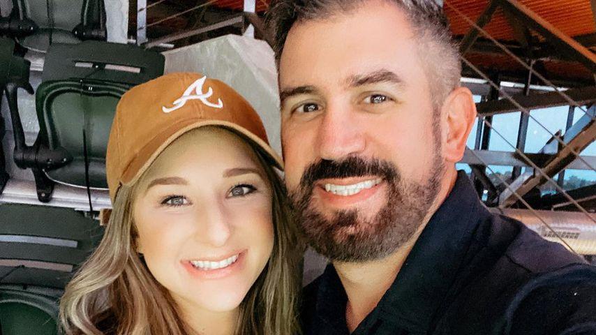 Brittani Boren Leach und ihr Ehemann Jeff