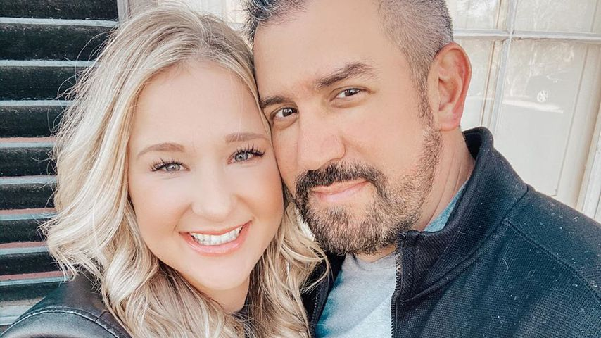 Brittani Boren Leach und ihr Mann Jeff