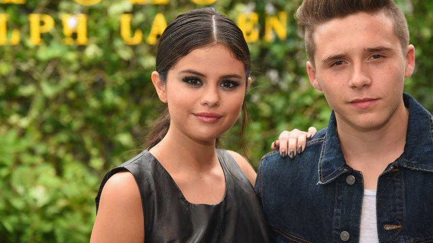 Selena Gomez und Brooklyn Beckham